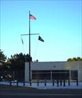 Image for U.S. Marine Corp. Training Center Nautical Flagpole - Syracuse, NY