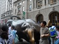 Image for Wall Street Bull - Good Luck Burnishing  -  New York City, NY