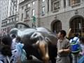 Image for Wall Street Bull - Good Luck Burnishing  -  New York City, NY