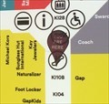 Image for Gap Map - Brea, CA