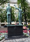 Image for Zachris Topelius Memorial - Helsinki, Finland
