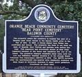 Image for Orange Beach Community Cemetery - Orange Beach, AL