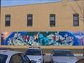 Image for Corner Health Center Mural - Ypsilanti, Michigan