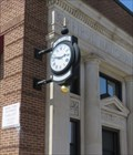 Image for Gilbert Bank Town Clock – Gilbert, MN