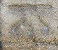 Image for Cut Bench Mark - Chalk Hill, Oxhey, Herts, UK