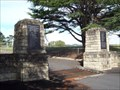 Image for Whitford War Memorial Gates - Whitford, North Island, New Zealand