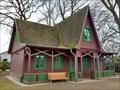 Image for Ehemaliges Schulhaus im Altonaer Volkspark - Hamburg, Germany
