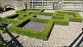 Image for Geometric topiary – Addingham, UK