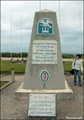 Image for 1th US Engineer Special Brigade Monument at Utah Beach (Normandy, France)