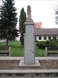 Image for World War Memorial - Hvoždany, Czech Republic