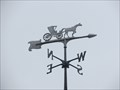 Image for Horse and Carriage Weathervane - Half Moon Bay, CA