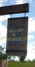 Image for South Dakota / Minnesota Border - Highway 4, Minnesota