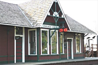 Issaquah northern pacific depot issaquah washington for Home depot woodinville