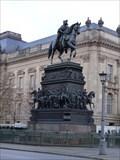 Image for Reiterstandbild Friedrichs des Großen / Berlin, Germany