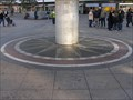 Image for Compas rose in Alexanderplatz, Berlin, SN, BE, EU