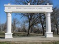 Image for Soldiers and Sailors Memorial Arch - Trenton, Missouri