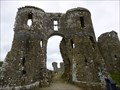Image for LLawhaden Castle - CADW - Pembrokshire, Wales, Great Britain.