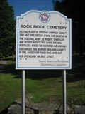 Image for Rock Ridge Cemetary