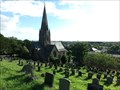 Image for St Catharine's - Churchyard - Baglan - Wales, Great Britain.