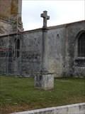 Image for Croix Eglise de Moeze, Nouvelle Aquitaine, France
