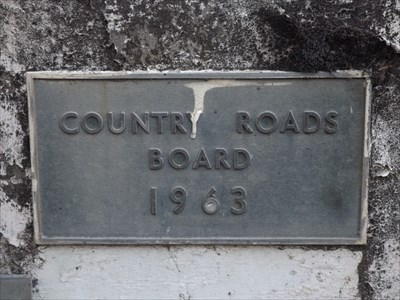 COUNTRY ROADS BOARD 1963 [0815, Thursday, 12 May, 2016]