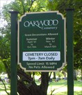 Image for Oakwood Cemetery - Syracuse, NY