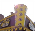 Image for Giant Soda Cup - Al's Beef - Chicago, Illinois, USA