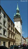 Image for Old Town Hall Tower / Vež Staré radnice (Brno - South Moravia)
