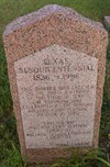 Erected by the Holland Sesquicentennial Committee and the Holland Corn Festival Committee using Texas Granite.