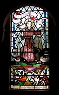 Image for Hunstanton St Edmunds Stained Glass Windows-Norfolk