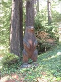 Image for Bear Carving - Loma Mar, CA