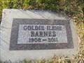 Image for 102 - Goldie Ilene Barnes - Riverside Cemetery - Fargo, ND