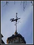 Image for Weathervane on Con Pasa (John Pasha) Mansion - Büyükada, Istanbul, Turkey