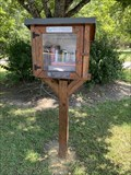 Image for St. Paul's Christian Church Little Free Library - Raleigh, North Carolina