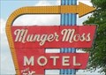 Image for Munger Moss Hotel - Route 66, Lebanon, Missouri, USA.