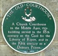 Image for Old Courthouse, Minster Rd, Ripon, N Yorks