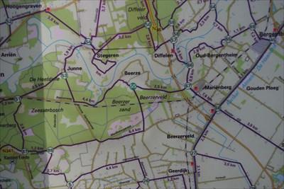 55 - Beerze - NL - Fietsroutenetwerk Overijssel