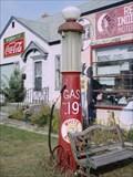 Image for White Rose Gas Pump, Winnipeg, Manitoba
