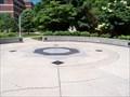Image for MSU Demonstration Gardens Compass Rose
