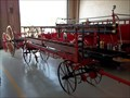 Image for Pinehurst Fire Dept Ladder Wagon - Pinehurst, NC, USA