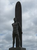 Image for Surfing Monument - Santa Cruz, CA