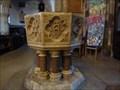 Image for Baptism Fonts, St Helen - Ashby-de-la-Zouch, Leicestershire