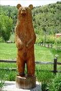 Image for Wooden Bear at Beaver Creek Nudist Ranch - Samak, Utah