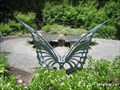 Image for Butterfly Chairs and Fountain at Julia's Garden - North Attleborough, MA