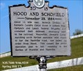Image for Hood and Schofield November 29, 1864 (3D 15) - Spring Hill TN