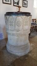 Image for Baptism Font - All Saints - Naseby, Northamptonshire