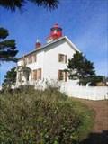 Image for Yaquina Bay Lighthouse