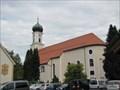 Image for Katholische Pfarrkirche St. Peter und Paul - Oberammergau, Bavaria, Germany