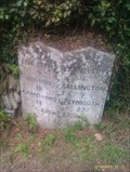 Image for Milestone - Trebartha, Cornwall