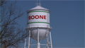 Image for Boone, IA's oldest Water Tower